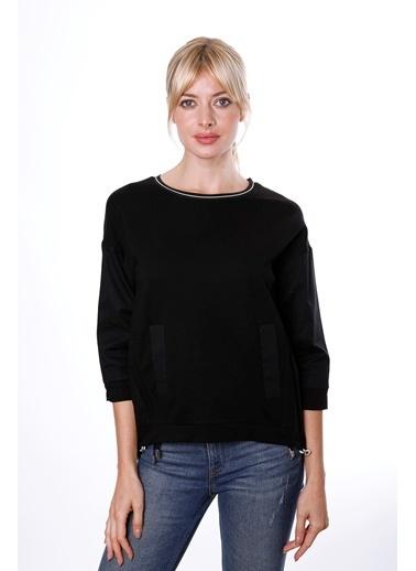 Clıche Sweatshirt Siyah
